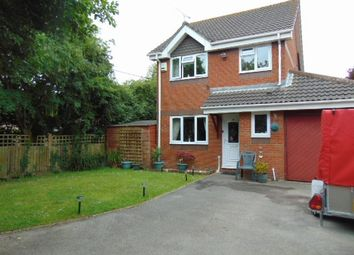 Thumbnail 3 bedroom detached house for sale in Bridle Close, Poole