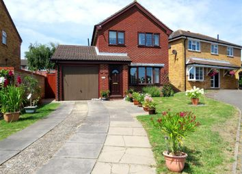 Thumbnail 3 bed property to rent in Lionel Hurst Close, Great Cornard, Sudbury