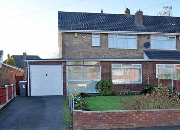 Thumbnail 3 bedroom semi-detached house to rent in Neville Avenue, Goldthorn Park, Wolverhampton
