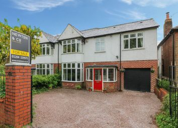 Thumbnail 5 bed semi-detached house for sale in Albert Road West, Heaton, Bolton
