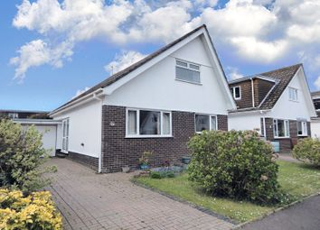 Thumbnail 4 bed detached house for sale in Headland Road, Bishopston, Swansea