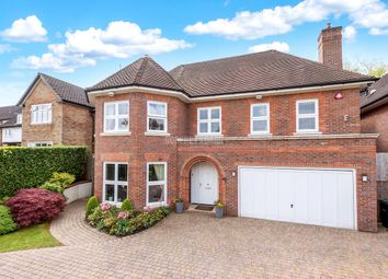 Thumbnail 5 bedroom detached house for sale in Harmsworth Way, London