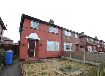 Thumbnail 3 bed semi-detached house to rent in Haryngton Avenue, Bewsey, Warrington