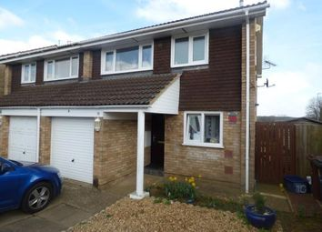 Thumbnail 3 bed semi-detached house for sale in Park Hill Road, The Arbours, Northampton, Northamptonshire