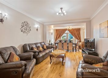 Thumbnail 5 bedroom semi-detached house for sale in Springfield Gardens, Kingsbury, London