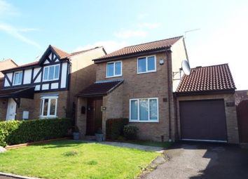 Thumbnail 3 bed detached house for sale in Ottrells Mead, Bradley Stoke, Bristol