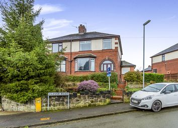 Thumbnail 3 bed semi-detached house for sale in Clover Road, Wolstanton, Newcastle-Under-Lyme