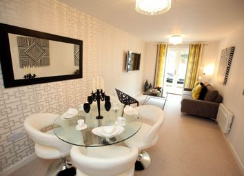 "Thumbnail 2 bed flat for sale in ""Pine"" at Liberton Gardens, Liberton, Edinburgh"