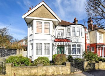 Thumbnail 1 bedroom flat for sale in Cranley Gardens, Palmers Green, London
