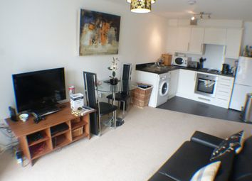 Thumbnail 1 bed flat to rent in Phoebe Road, Copper Quarter, Swansea