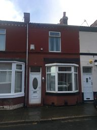 Thumbnail Terraced house for sale in Sixth Avenue, Fazakerley, Liverpool