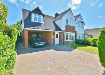 4 bed semi-detached house for sale in Highlands Road, Seer Green, Beaconsfield HP9