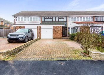 Thumbnail 3 bed terraced house for sale in Stansted Close, Hornchurch