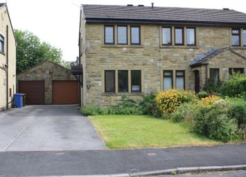 Thumbnail 2 bed semi-detached house to rent in The Close, Skipton