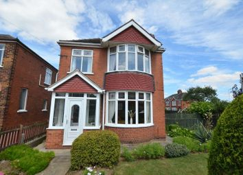 Thumbnail 3 bed detached house for sale in Bushfield Road, Scunthorpe