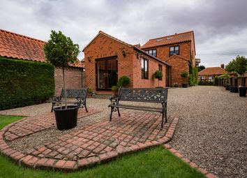 Thumbnail 4 bed detached house for sale in Main Street, Wheldrake