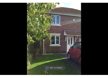 Thumbnail 2 bed semi-detached house to rent in Post Mill Close, Lincoln