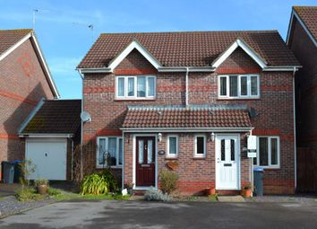 Thumbnail 2 bedroom semi-detached house to rent in Callon Close, Worthing