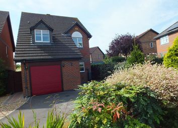 Thumbnail 3 bed detached house for sale in Alum Close, Trowbridge