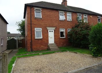 Thumbnail 3 bed semi-detached house for sale in Manor Crescent, Wakefield