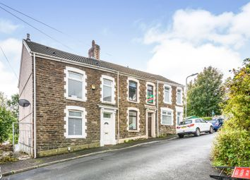Thumbnail 3 bed end terrace house for sale in Slate Street, Morriston, Swansea