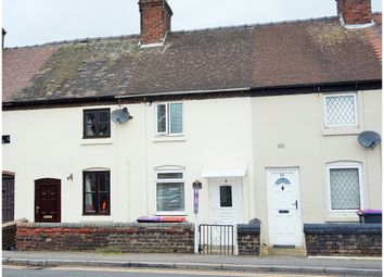 Thumbnail 2 bed terraced house for sale in Trench Rd, Trench