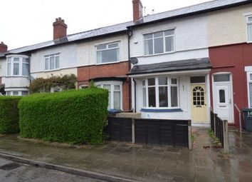 Thumbnail 2 bed terraced house for sale in Blythswood Road, Tyseley, Birmingham, West Midlands