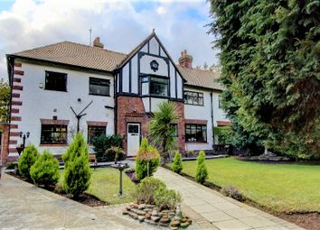 Thumbnail 6 bed semi-detached house for sale in South Drive, Sandfield Park, Liverpool