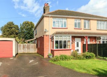 Thumbnail 3 bedroom semi-detached house for sale in Higher Redgate, Tiverton