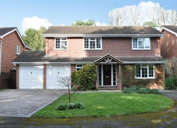 Thumbnail 5 bed detached house for sale in Warwick Gardens, Ashtead