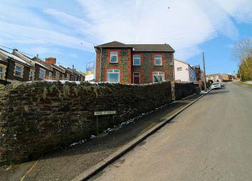 Thumbnail 4 bed detached house for sale in Heol Y Plwyf, Ynysybwl, Pontypridd