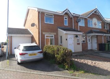 Thumbnail 3 bed end terrace house for sale in Pavilion Court, Dewsbury, West Yorkshire