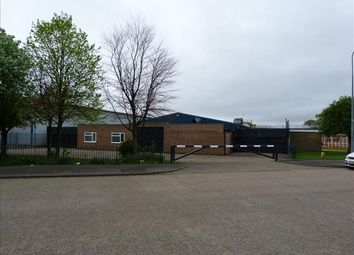 Thumbnail Light industrial for sale in 60 Rotterdam Road, Sutton Fields Industrial Estate, Hull
