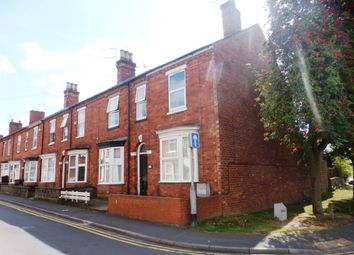 Thumbnail 2 bed end terrace house for sale in Gaunt Street, Lincoln