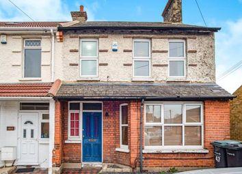 Thumbnail 3 bedroom end terrace house for sale in Victoria Road, Northfleet, Gravesend, Kent
