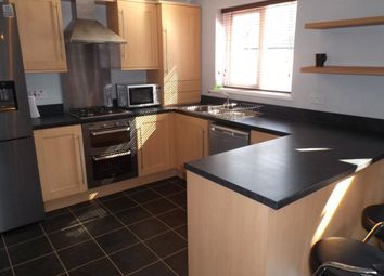 Thumbnail 4 bed detached house to rent in Thrunton Walk, Newcastle Upon Tyne