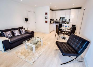 Thumbnail 1 bed flat to rent in Bodium Court, Royal Waterside, Park Royal