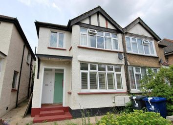 Thumbnail 2 bed flat to rent in Beechmount Avenue, Hanwell, London