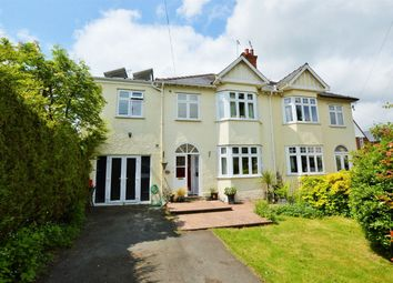 Thumbnail 4 bed semi-detached house for sale in Moorend Park Road, Leckhampton, Cheltenham