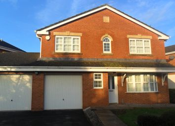Thumbnail 4 bedroom detached house to rent in Old Forge, Lytham St. Annes