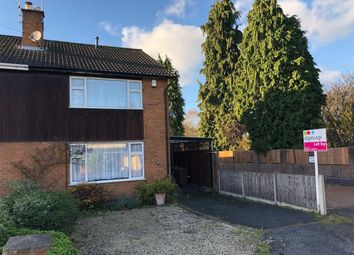 Thumbnail 3 bed semi-detached house to rent in Domar Road, Kidderminster