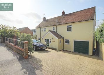 Thumbnail 5 bed detached house for sale in Springwell Court, Hoddesdon Road, Stanstead Abbotts, Ware