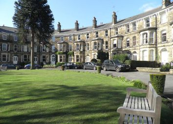 Thumbnail 2 bed flat to rent in Royal Crescent, Harrogate
