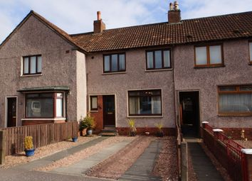 Thumbnail 2 bed terraced house for sale in Linnwood Drive, Leven