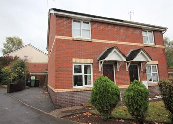 Thumbnail 2 bed semi-detached house for sale in Armstrong Close, Thornbury, Bristol