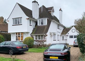 Thumbnail 4 bed detached house for sale in 4 Deacons Hill Road, Elstree, Borehamwood, Hertfordshire