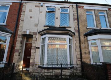 Thumbnail 2 bedroom terraced house for sale in Belvoir Street, Hull, East Riding Of Yorkshire