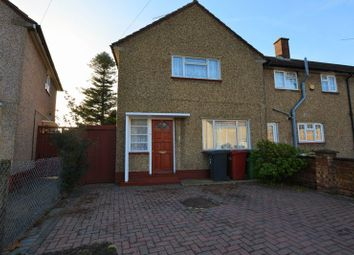 Thumbnail 2 bed end terrace house to rent in Quinbrookes, Slough