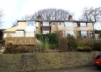 Thumbnail 2 bed terraced house for sale in Overdale, Friendly, Halifax