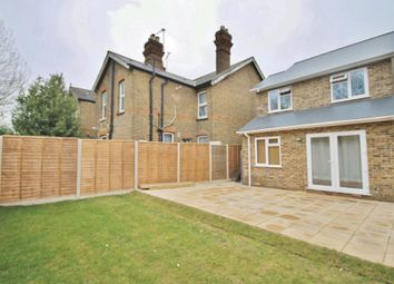 Thumbnail 2 bed detached house for sale in London Road, Staines Upon Thames, Middlesex